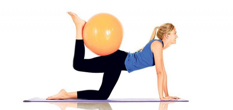 Gymball Training