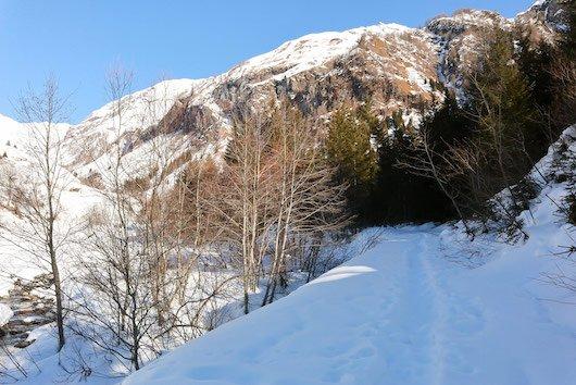 Campo Blenio - inverno