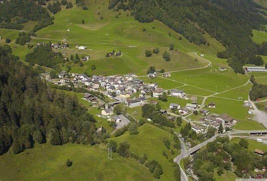 Campo Blenio - estate