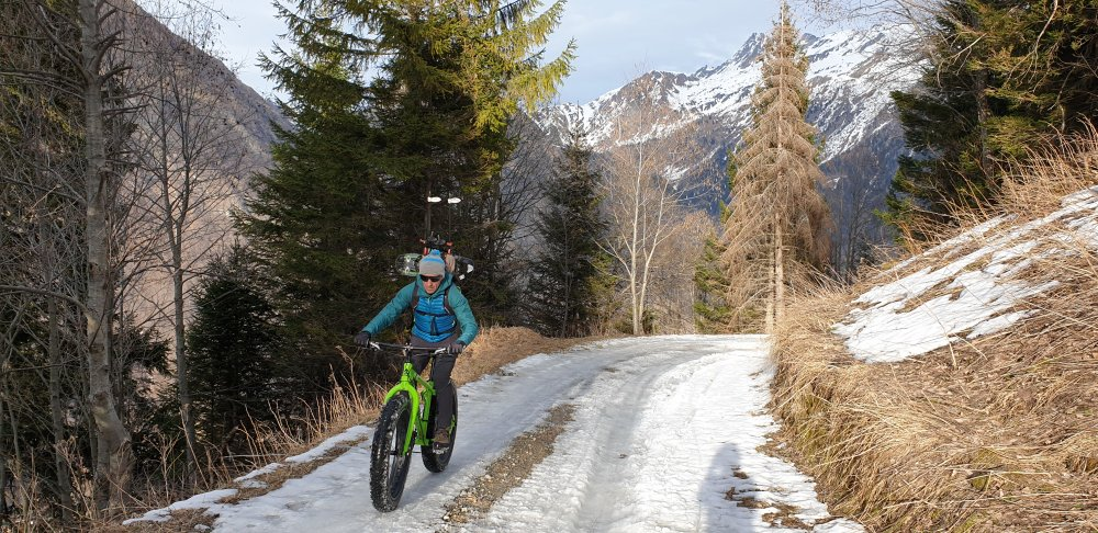 Inverno - Fat bike