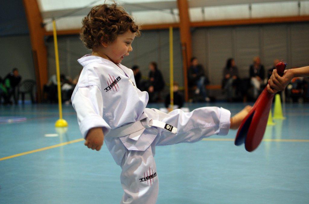 Taekwondo Cuccioli