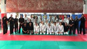 2° Seminario Nazionale Hapkido, Genova 14-15-16 ottobre 2016
