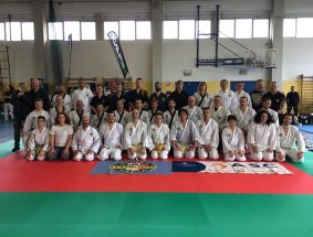STAGE NAZIONALE HAPKIDO - 2 Apr. 2017