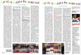 Articolo rivista SAMURAI - Maggio 2017