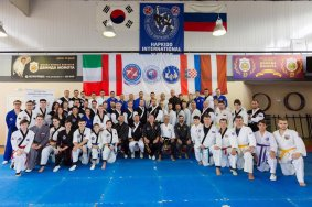 Russian Hapkido Tournament