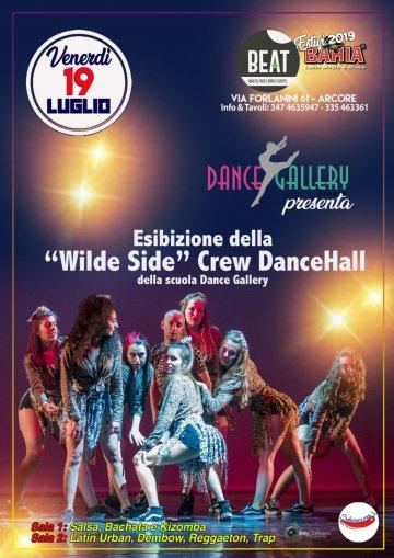 Esibizione della Wilde Site Crew DanceHall della scuola Dance Gallery