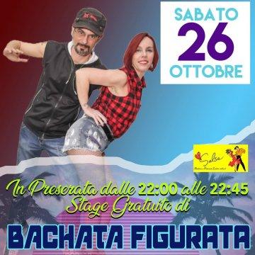Stage gratuito di Bachata figurata con Latin school