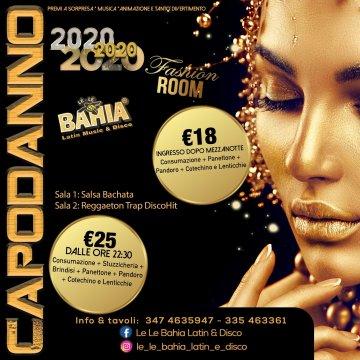 Capodanno 2020 - Stravolgente...& Coinvolgente...!