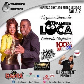 Live music La Familia loca - Sala 2