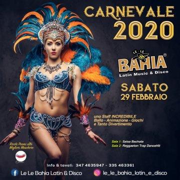 Carnival Night 2020