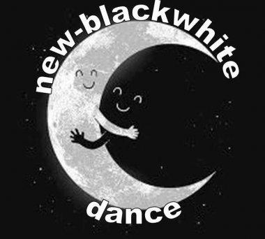 New Black White