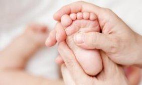 MASSAGGIO INFANTILE: un aiuto per te e il tuo bambino