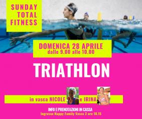 Sunday Total Fitness: TRIATHLON
