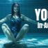 yoga in acqua