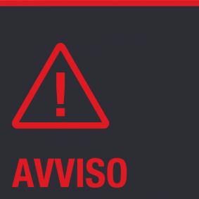 AVVISO CHIUSURA