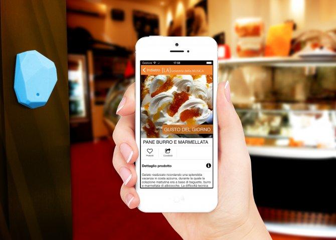 Makeitapp - Nasce l'app per smartphone de [LA] Gelateria della Musica