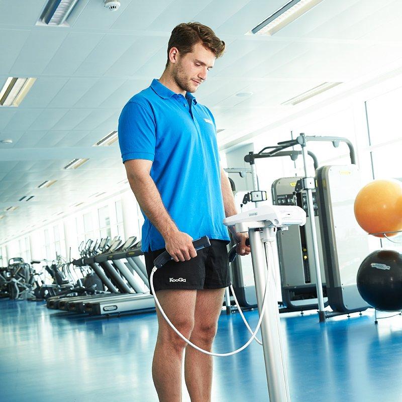 Kroppsanalyse & livstilsamtale