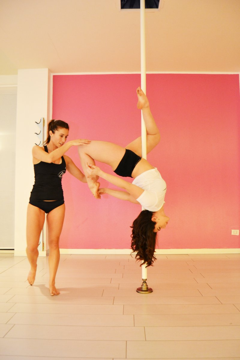 Pole Dance Under 16