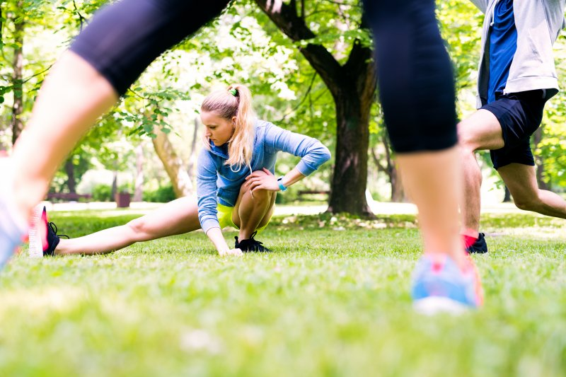 Total Body Workout Outdoor