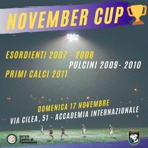 November Cup!