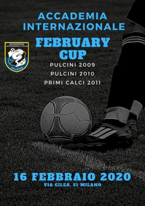 FEBRUARY CUP