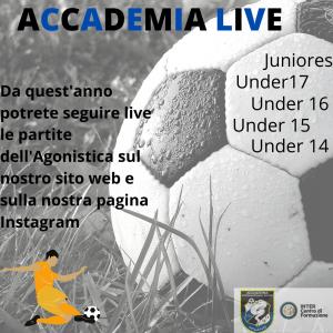 Accademia Live!