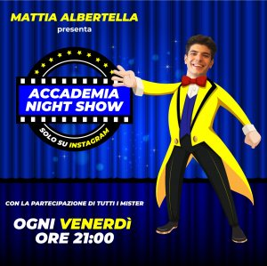 Accademia Night Show