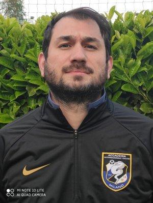 Claudio Stillitano è un nuovo volto dell'Agonistica!