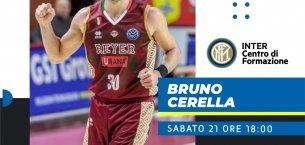 Una chiacchierata con... Bruno Cerella!