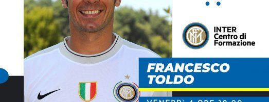 Una chiacchierata con... Francesco Toldo!