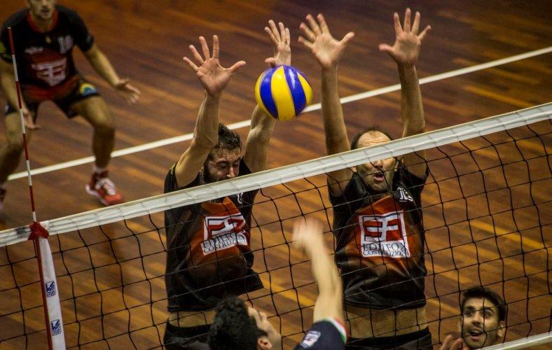 Invicta Volleyball - Pallavolo Massa Serie B1 Galabinov