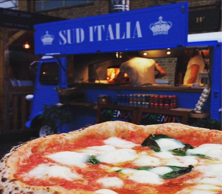 Sud Italia pizza