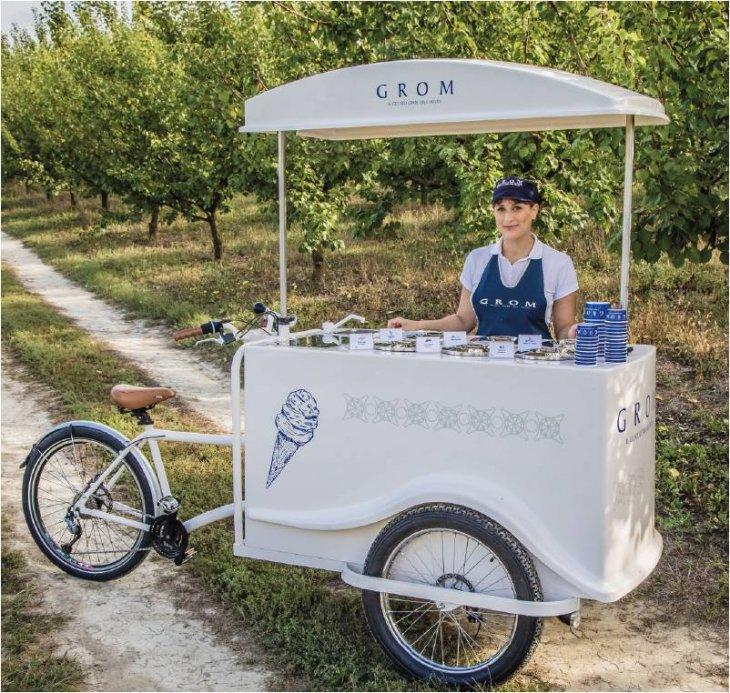 Grom Sweet Bike