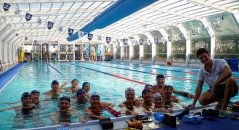 Scuola nuoto adulti