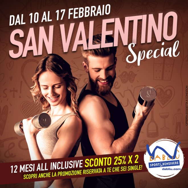 San Valentino Special