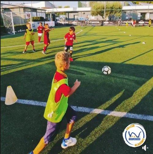 Dabliu Eur Open Day Dabliu Soccer Academy