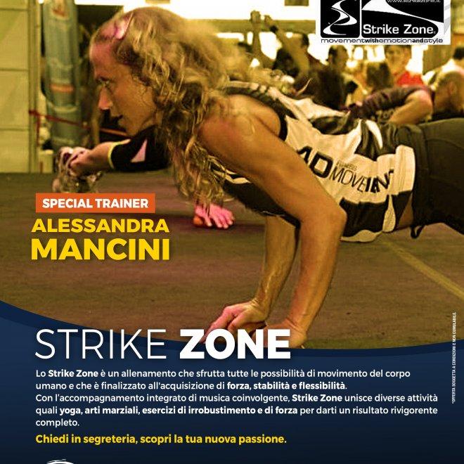 Strike Zone la nuova lezione al Dabliu Barberini