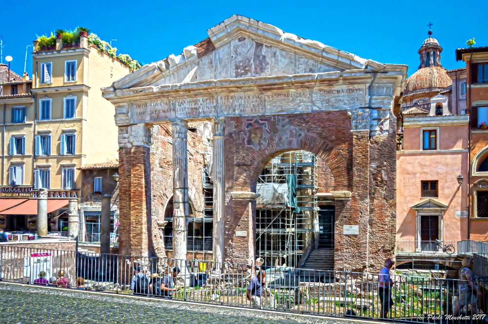 Caccia al Tesoro Didattica al Ghetto Ebraico con Cicero in Rome
