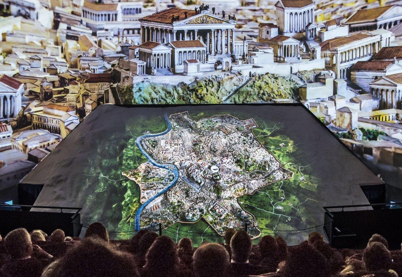 Scoprire Romacon i bambini con visite virtuali e realtà aumentata