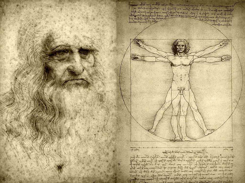 Vi presento Leonardo Da Vinci, inventore!