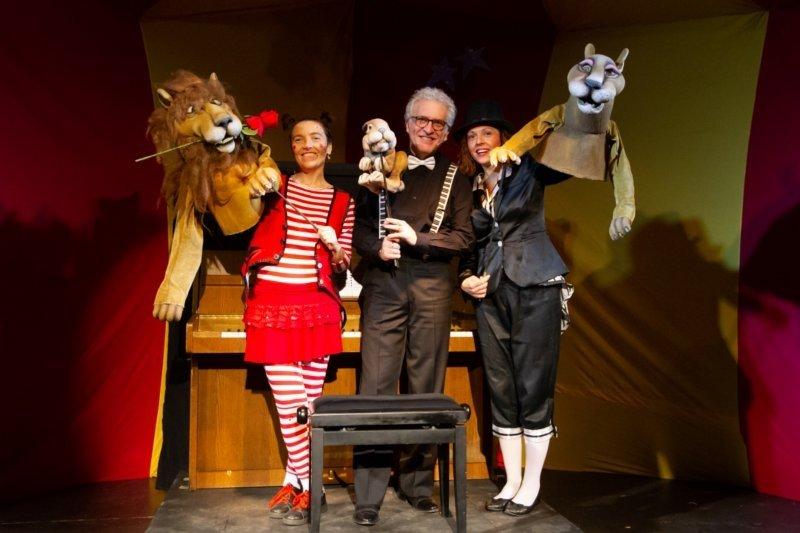 Il Carnevale degli animali al Teatro San Carlino
