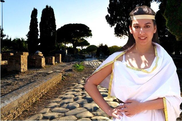 Ostia antica: un viaggio nel tempo
