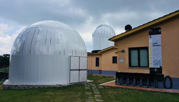 Settembre al Parco astronomico di Rocca di Papa