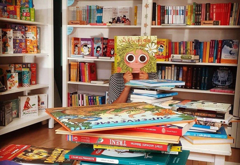 Dove sono le librerie per bambini a Roma?