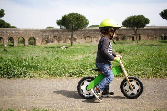 Grab. Girare Roma in bicicletta senza (quasi) incontrare le macchine