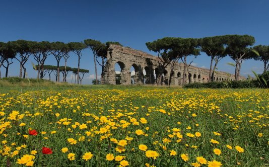 Il programma d'autuno del Parco Regionale dell'Appia Antica