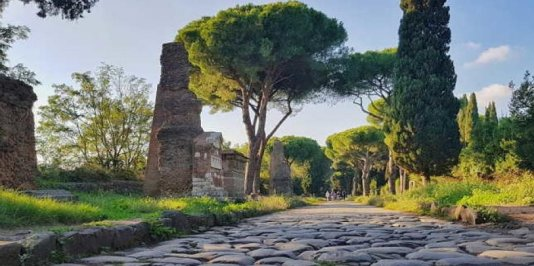 L'Appia antica tutta da gustare