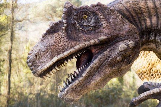 Caccia ai dinosauri
