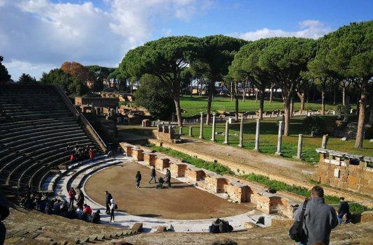 Alla scoperta di Ostia antica