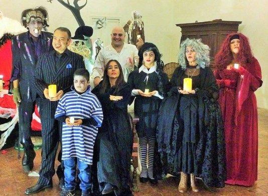 Halloween al Castello Odescalchi Bracciano
